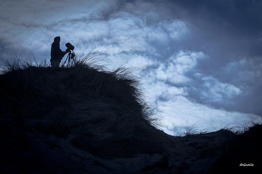 Gaëlle - Observateur de la dune