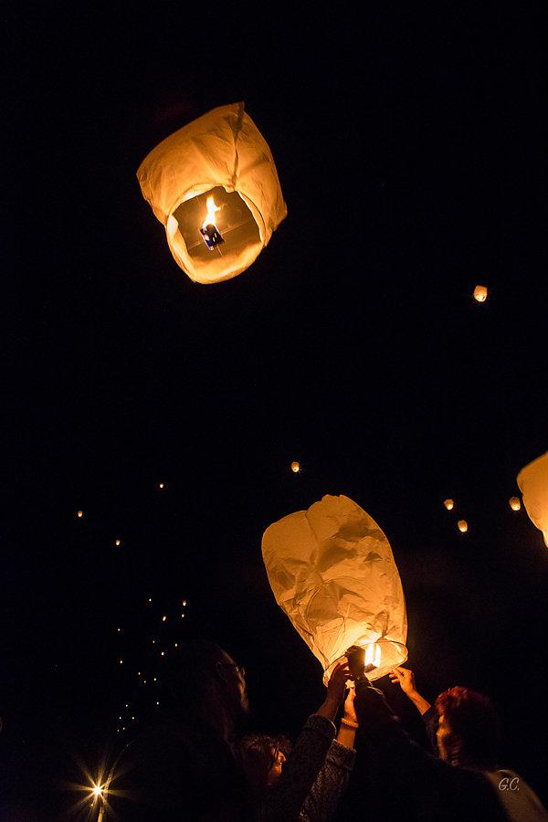 Gaëlle - Lanternes