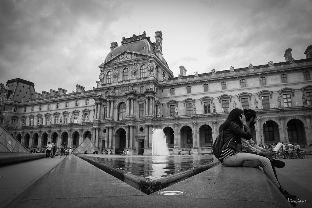 Vinciane - Louvre