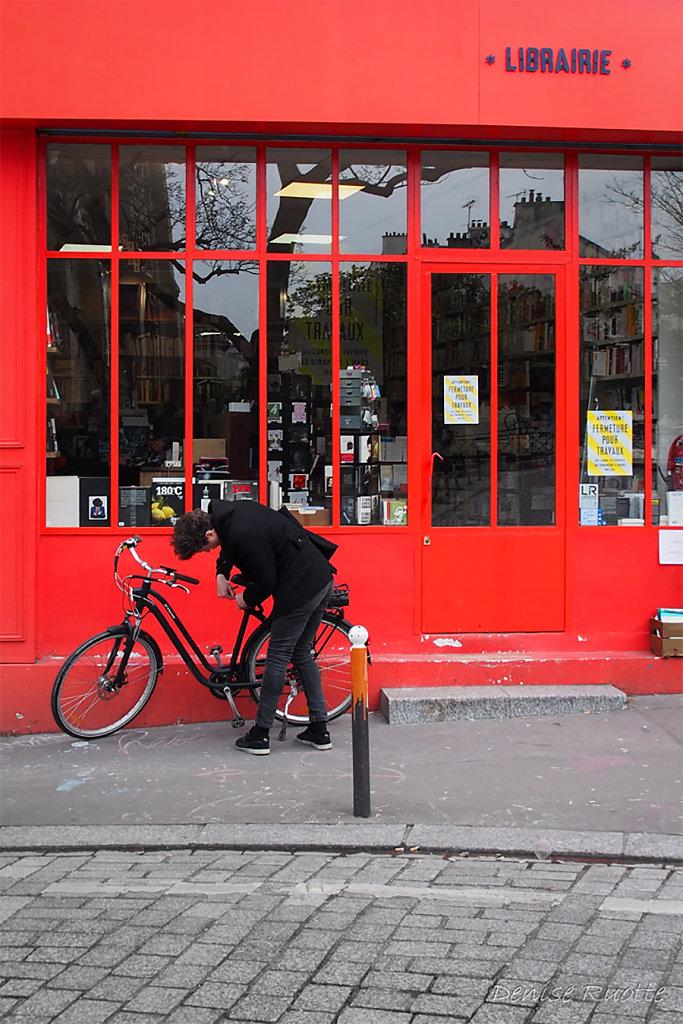 Denise - Red shop