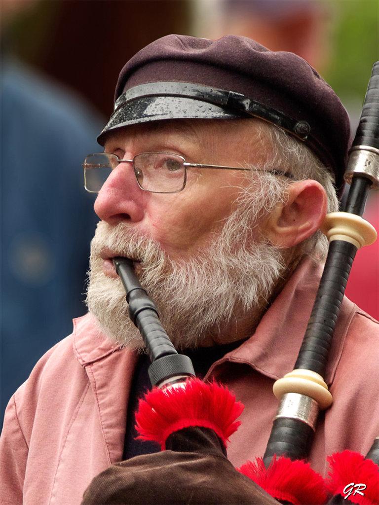 Gérard - La pipe du barbu