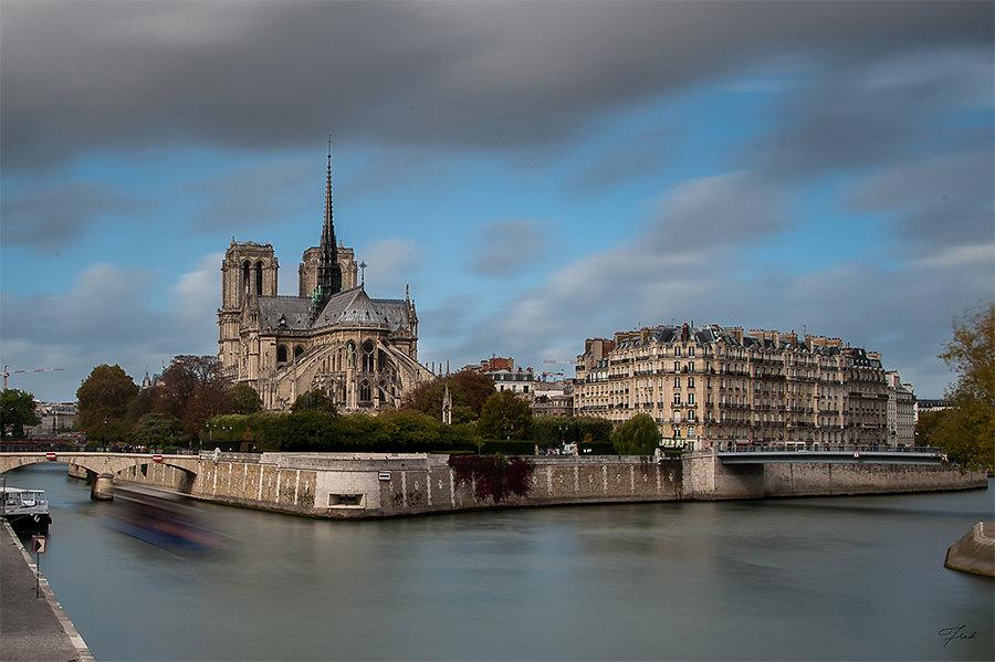 Frédéric - Notre Dame
