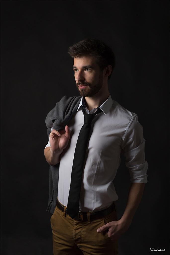 Vinciane - Portrait