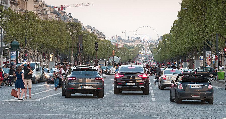 Patrick - Champs Elysées