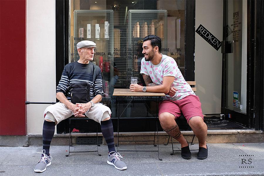 Richard - Le barbier de la rue