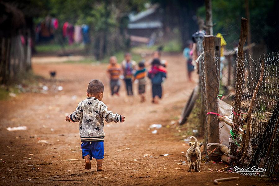Vincent - Le garçon hmong