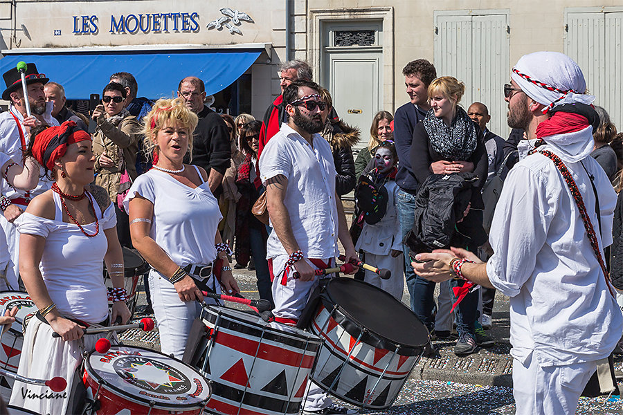 Vinciane - La Rochelle