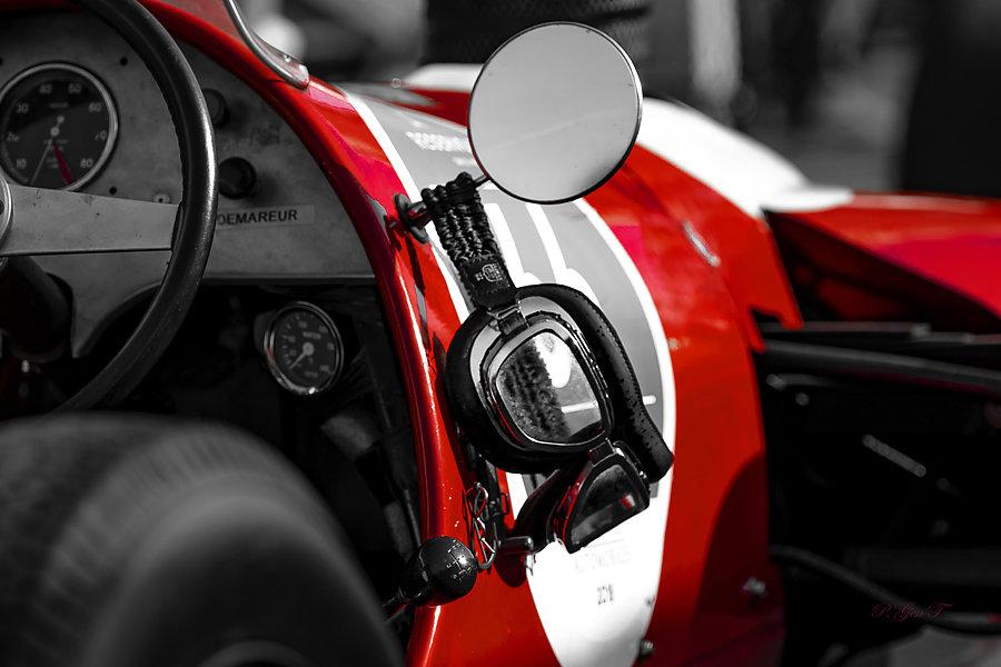 Pascal - Rouge véloce
