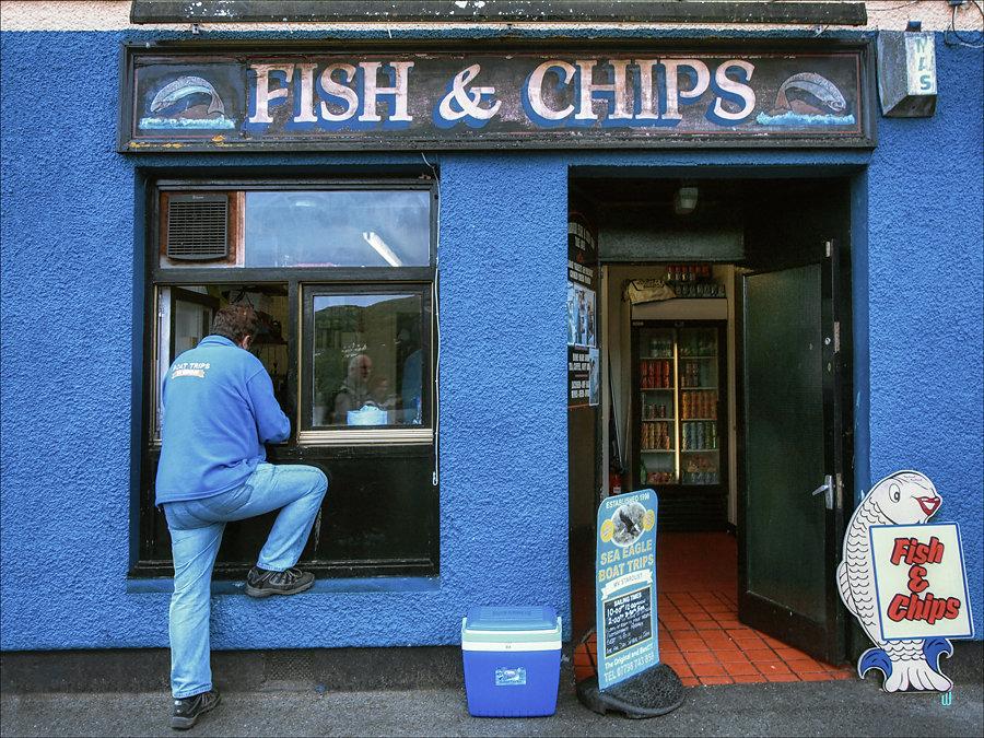 William - Fish & Chips